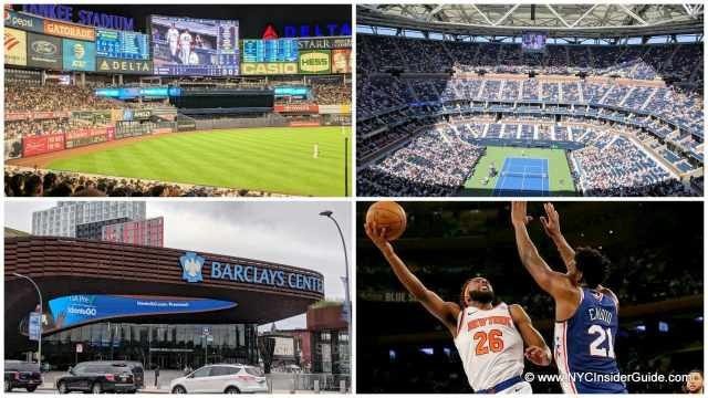 New York City Sports Teams