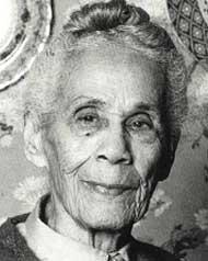 Bessie age 100.
