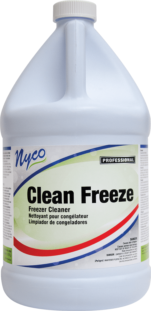 Clean Freeze Professional Freezer Cleaner  NL849  Nyco