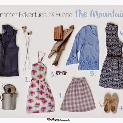 Summer Adventures at Ruche: the Mountains