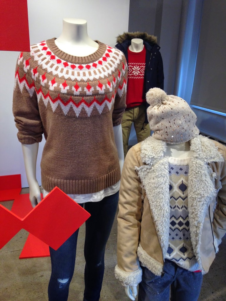 FIRST LOOK: Old Navy Holiday 2014 Collection - NYC Recessionista