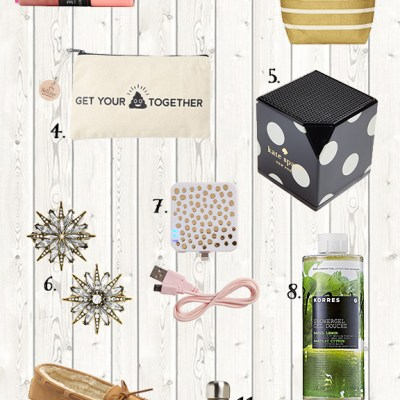 Holiday Gift Guide 2015: Gifts for Her