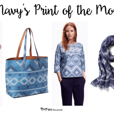Old Navy's Print of the Moment
