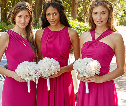 f0455b2ba04a Lauren by Ralph Lauren Bridesmaids Dresses at Macy's - NYC Recessionista