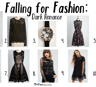 Falling for Fashion: Dark Romance