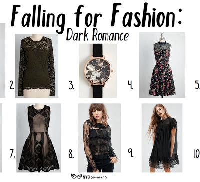 Falling for Fashion: Dark Romance