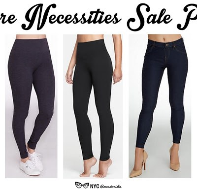 FINAL HOURS: 25 percent off sitewide during Bare Necessities Friends and Family Sale