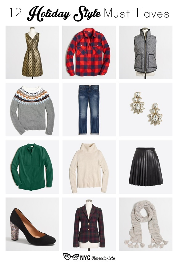 These 12 new arrivals from J. Crew Factory are holiday style must ...