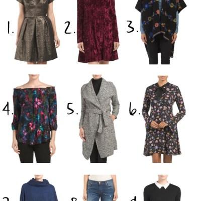 Store Spotlight: Shopping T.J. Maxx Online