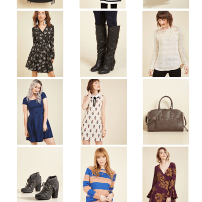 FINAL DAY: extra 30 percent off Modcloth sale