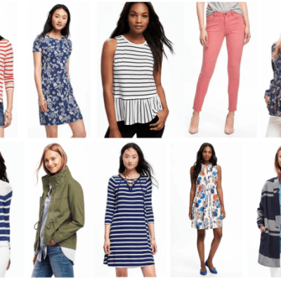 The 20 cutest new spring pieces at Old Navy right now