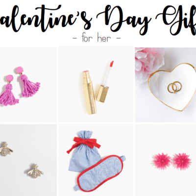 15 Perfect Valentine's Day Gifts for Her