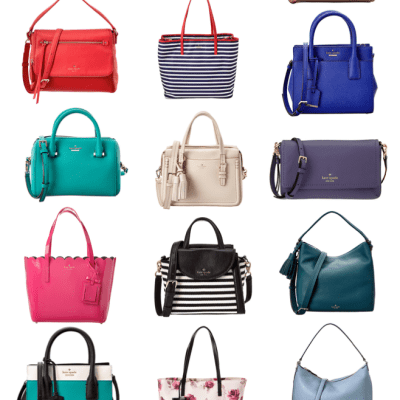 Kate Spade is on sale right now at Rue La La