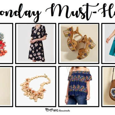 Monday Must-Haves: More Spring Florals