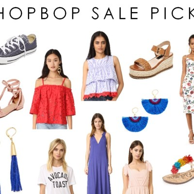 SALE ALERT: take up to 25 percent off at Shopbop