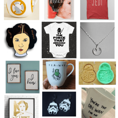 15 Must-Have Pieces for Star Wars Day