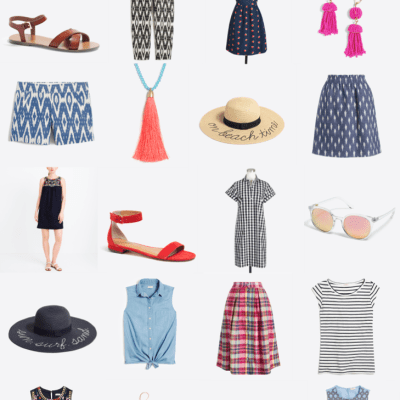J. Crew Factory Sale: 40 percent off new arrivals
