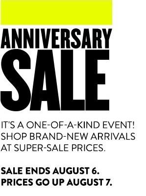 Nordstrom Anniversary Sale Public Access