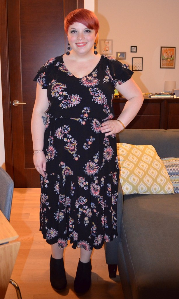 My New Favorite Old Navy Dress Nyc Recessionista