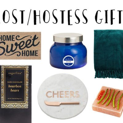 The Best Hostess Gifts
