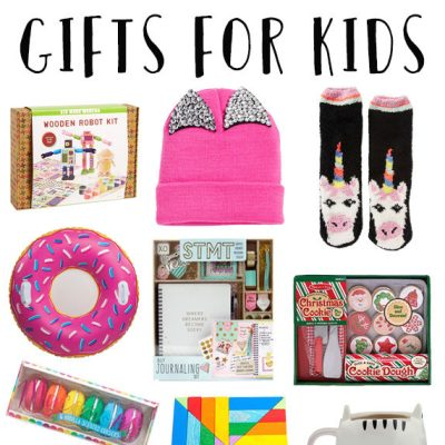 The Most Lit Holiday Gifts for Kids