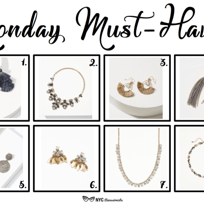 Monday Must-Haves (on Tuesday)
