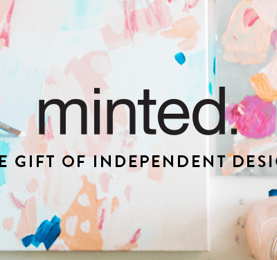 My Favorite Minted Holiday Cards + a GIVEAWAY for procrastinators