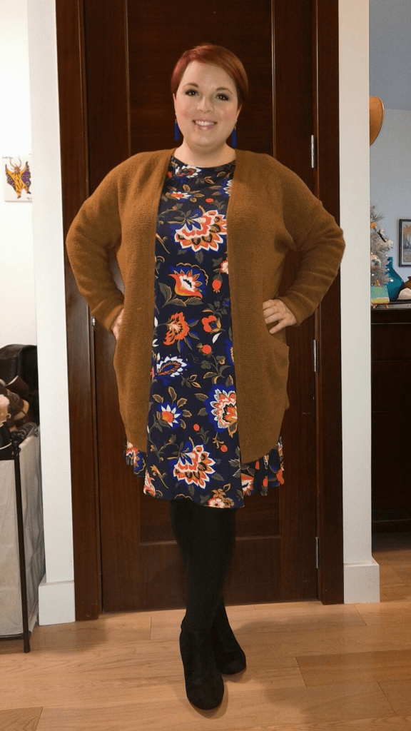 94b6dcbcb98f9 This Old Navy dress is the perfect winter uniform - NYC Recessionista