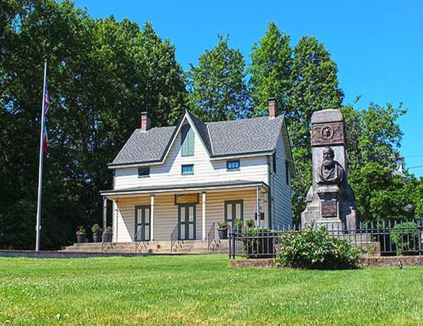 Garibaldi-Meucci Museum, Staten Island, NY