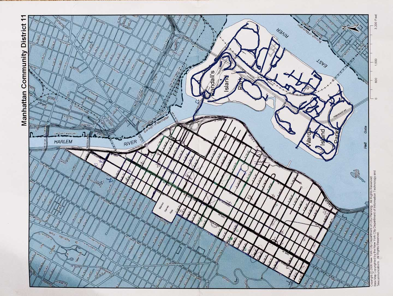 East Harlem–Manhattan Community District 11, finished! › A Journey ...