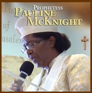 Pauline McKnight