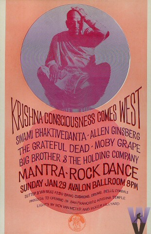 Cosmic Consciousness, 1967