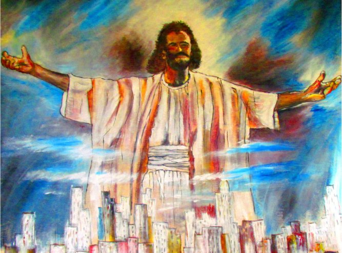 Jesus the New York Jew