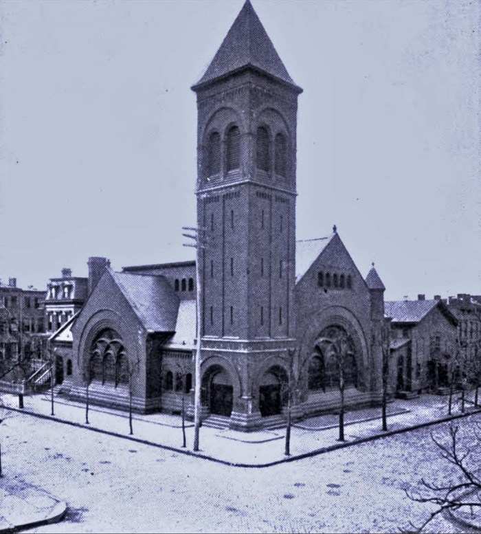 Throop Avenue Presbyterian Church, 1899