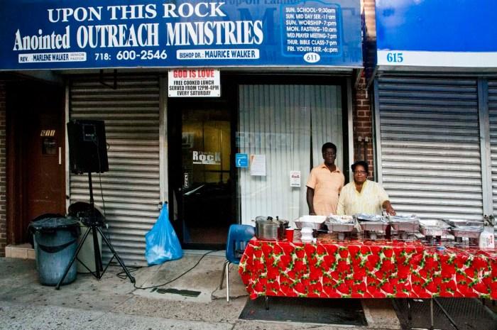Photo: Tony Carnes/A Journey through NYC religions