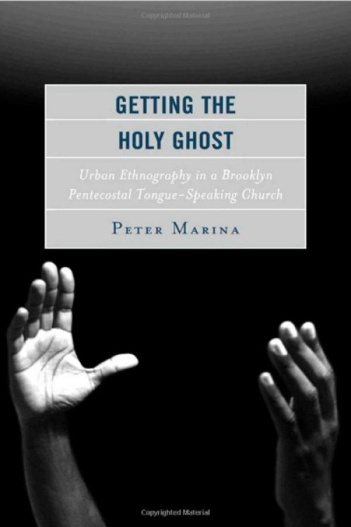 Important read on Holy Ghost churches in Crown Heights area by sociologist Peter Marina