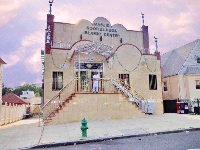 Masjid Noor-Ul=-Huda, 3033 Young Avenue, Bronx, New York