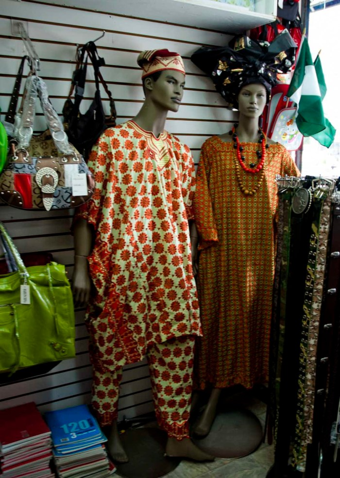 Changing styles in religion and clothing in Corona, Queens. Photo: Tony Carnes/A Journey through NYC religions