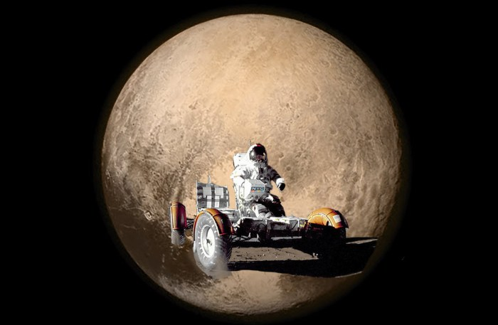 NASA releases historic photo of Pluto. Source: NASA