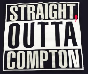 The straight way of faith. Adapted from Sonnshine T-Shirts, 209 N Central Avenue, Compton,Ca 310-764-4270