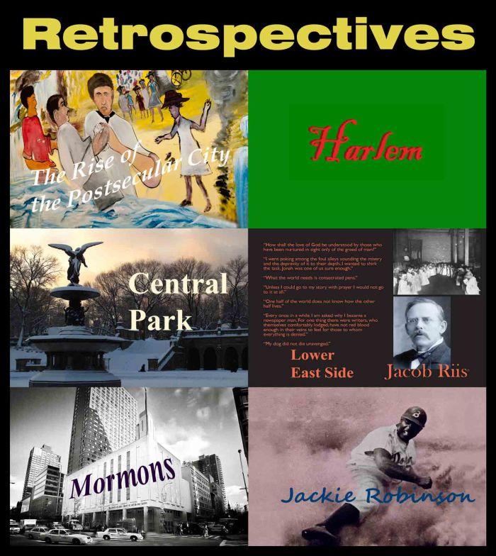 Retrospectives Placard