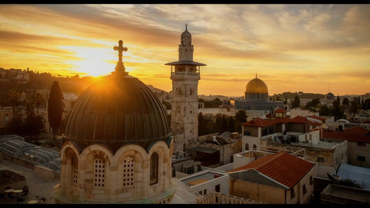 Oh, Jerusalem! with Mitch Glaser, Chosen People Ministries