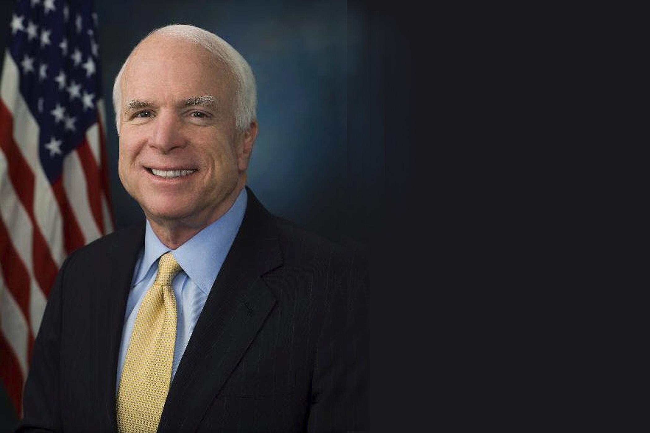 Special news report –John McCain's faith   A Journey through