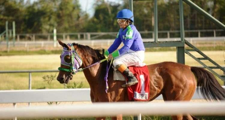 Felicia Leclerc, una mujer de caballos.