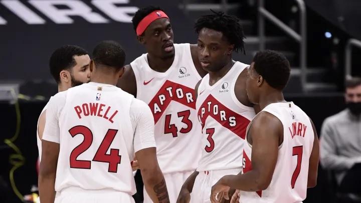 Raptors ganaron el título de la NBA en el 2019   Douglas P. DeFelice/Getty Images