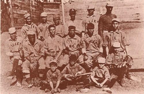Foto de archivo / Equipo 1913.