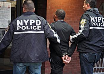 Hasta el momento son nueve las personas que han sido arrestadas, aunque todavía se desconocen sus identidades o nacionalidades. Foto Dean Moses AM New York.