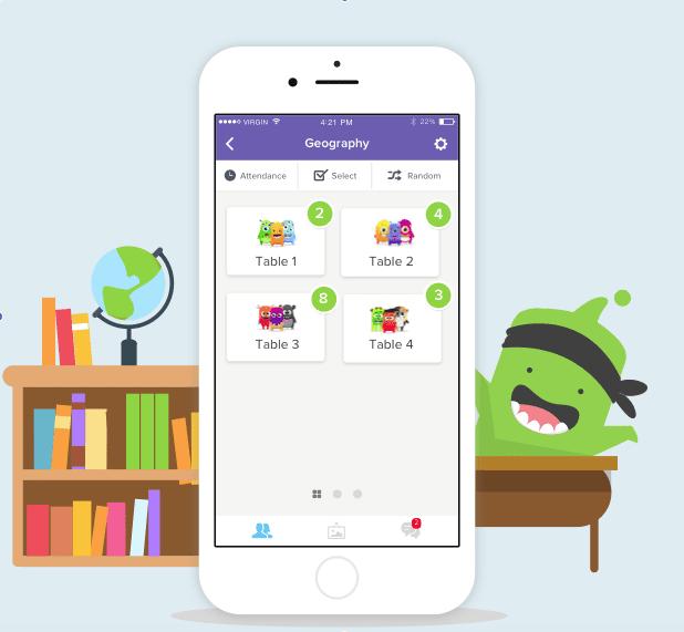 ClassDojo Groups help you manage your classroom like a Ninja!