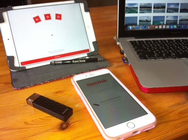 The NEW SanDisk Wireless Flash Drive - Review and GIVEAWAY! Follow the link for details - http://wp.me/p5Jjr7-gx