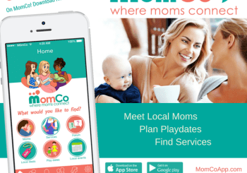 MomCo - The Must Have App for Moms